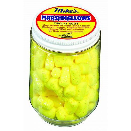 Mike's Marshmallow Trout Bait 1.5 oz. Jar