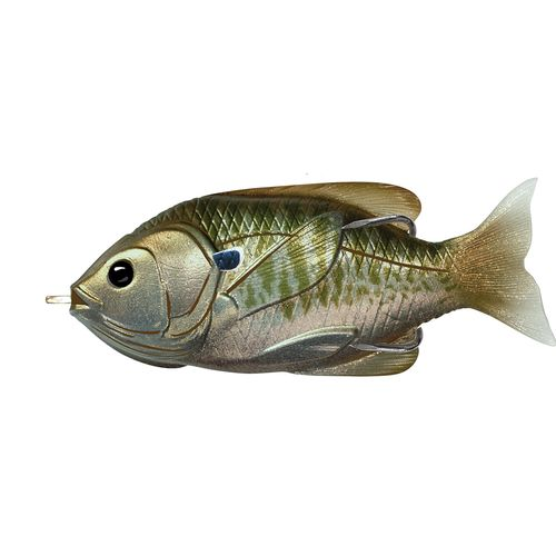 "LIVETARGET Sunfish Hollow Body 3-1/2"" Swim Bait"