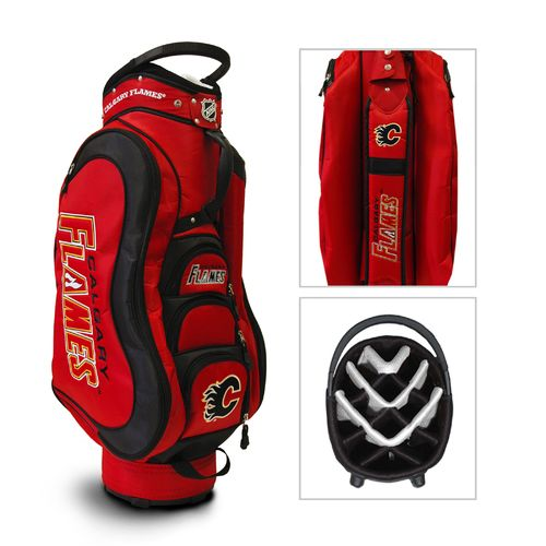 Team Golf Calgary Flames 14-Way Cart Golf Bag