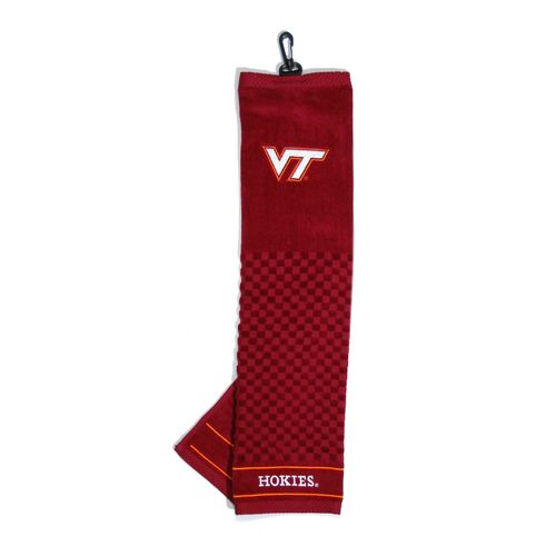 Team Golf Virginia Tech Embroidered Towel