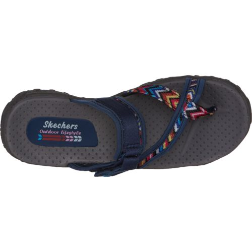 SKECHERS Women's Reggae - Zig Swag Sandals - view number 4