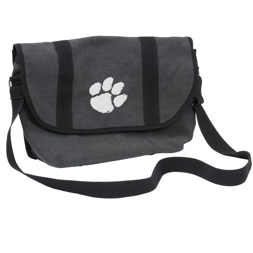 Logo™ Clemson University Varsity Messenger Bag