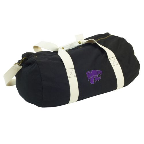 Logo Kansas State University Sandlot Duffel Bag