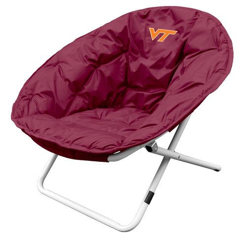 Logo™ Virginia Tech Sphere Chair - view number 1