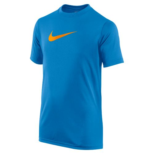 Display product reviews for Nike Boys' Legend Short Sleeve Training T-shirt