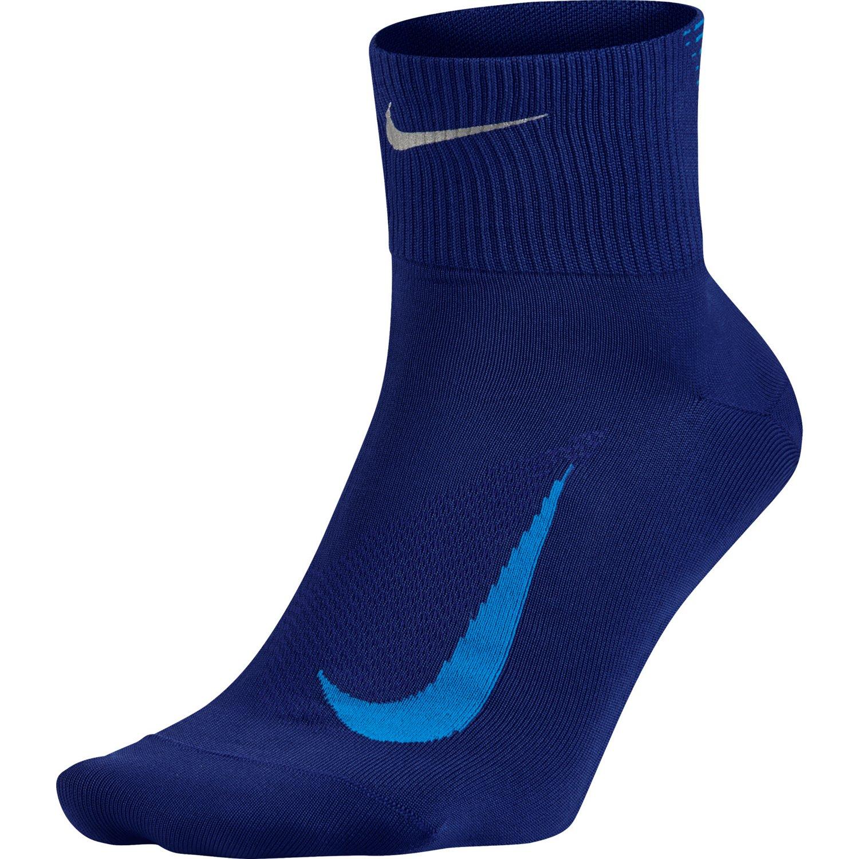 Nike Adults' Elite Lightweight 2.0 Quarter Running Socks