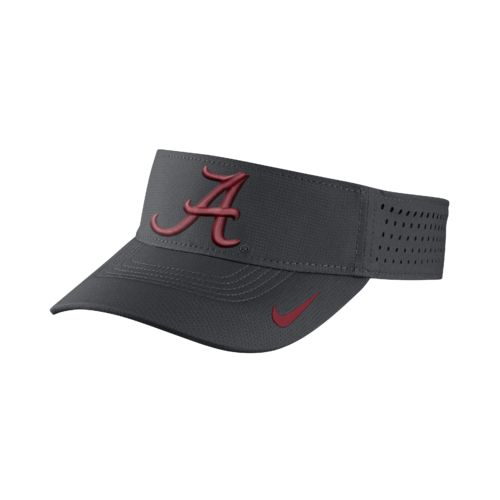 Nike™ Men's University of Alabama Vapor Adjustable Visor