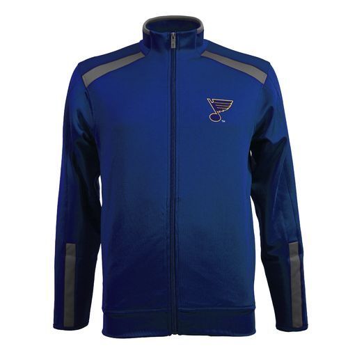 Antigua Men's St. Louis Blues Flight Full Zip Jacket