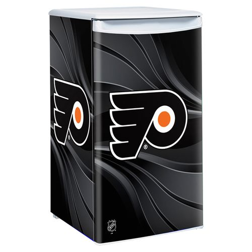 Boelter Brands Philadelphia Flyers 3.2 cu. Ft. Countertop Height Refrigerator