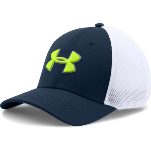 Under Armour™ Men's Golf Mesh Stretch Cap