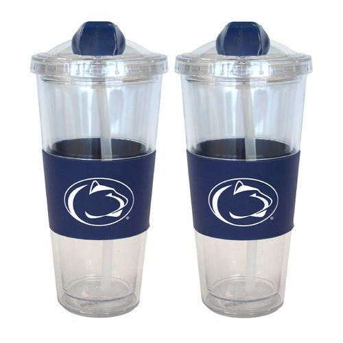 Boelter Brands Penn State 22 oz. No-Spill Tumblers 2-Pack