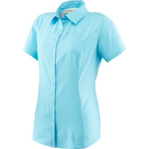 Magellan outdoors women 39 s falcon lake ii short sleeve top for Magellan women s fishing shirts