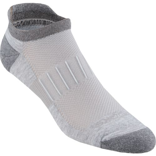 Brooks Women's Ghost Midweight Low-Cut Tab Socks 2-Pair