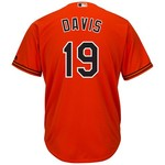Majestic Men's Baltimore Orioles Chris Davis #19 Cool Base® Replica Jersey - view number 1