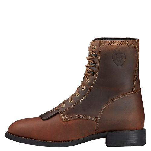Ariat Men's Heritage Lacer Roper Boots - view number 1