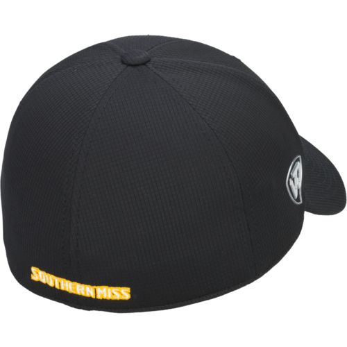 Top of the World Men's University of Southern Mississippi Booster Plus M-F1T™ Cap - view number 2