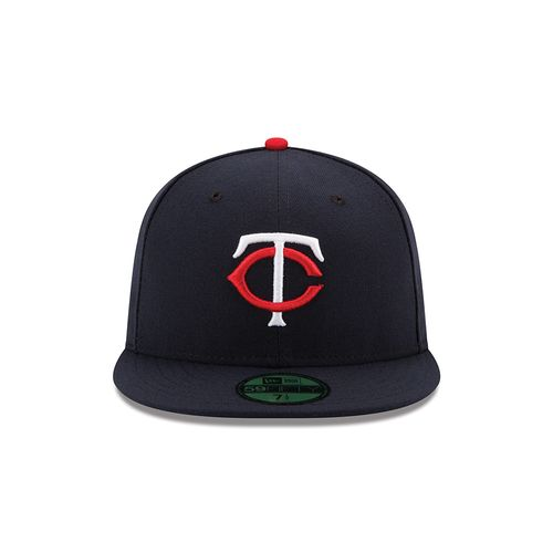 New Era Men's Minnesota Twins 2016 59FIFTY Cap - view number 4