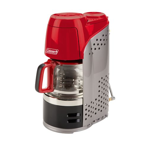 Display product reviews for Coleman™ QuikPot™ 10-Cup Propane Coffeemaker