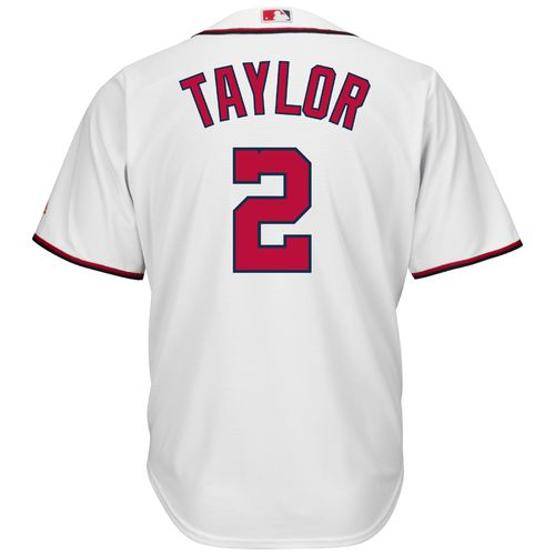 Majestic Men's Washington Nationals Michael Taylor #3 Cool Base Replica Jersey - view number 1
