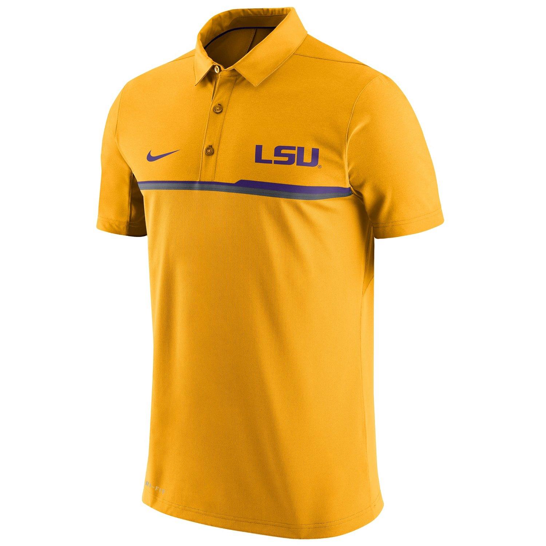 Nike Men's Louisiana State University Elite Polo Shirt