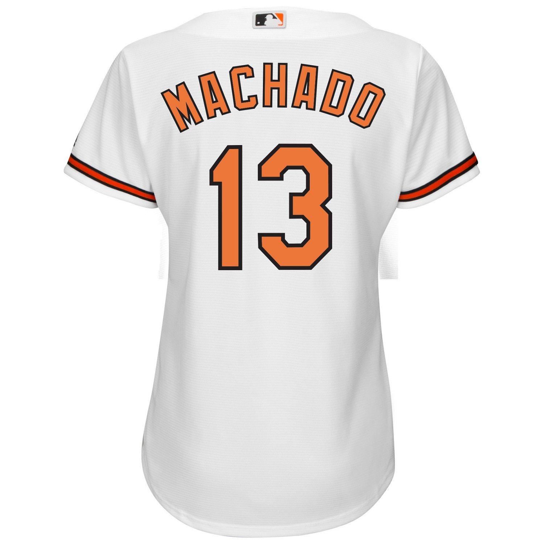 Majestic Women's Baltimore Orioles Manny Machado #13 Cool