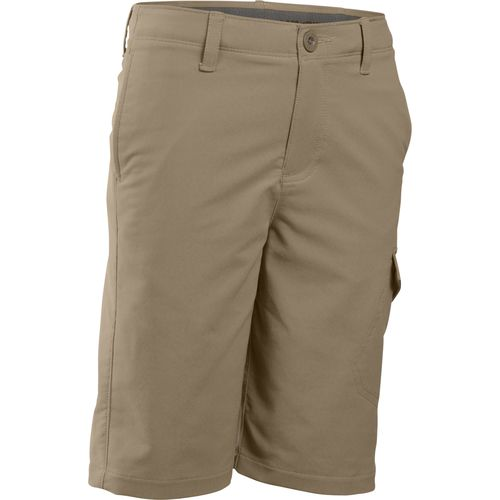 Under Armour Boys' Match Play Cargo Short