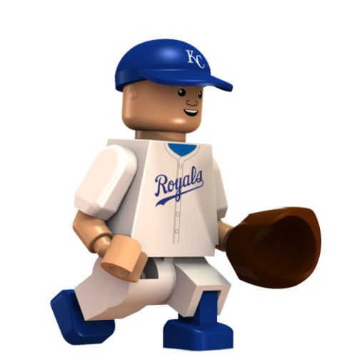 OYO Sports Kansas City Royals George Brett Minifigure
