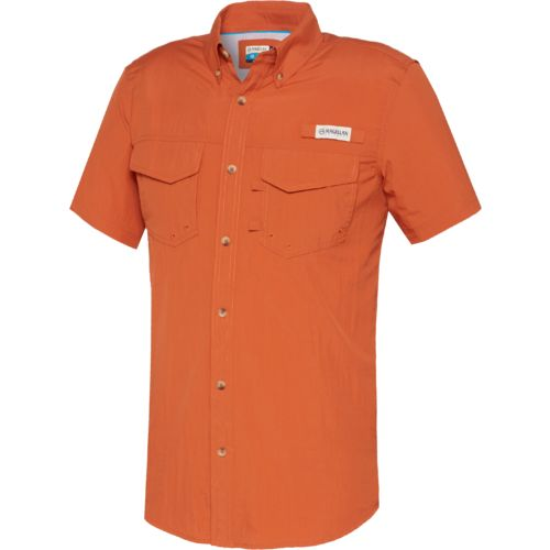 Magellan Outdoors Men's Coastal Chill Short Sleeve Fishing Shirt