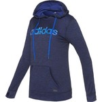 adidas™ Women's Team Issue Logo Fleece Pullover Hoodie