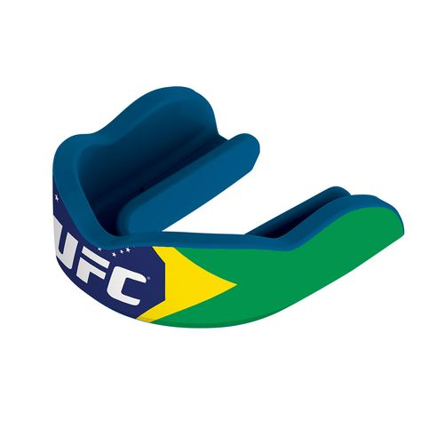 UFC Adults' Prospect Brazil Flag Mouthguard