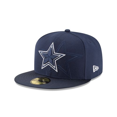 New Era Men's Dallas Cowboys 59FIFTY On-Field Sideline Hat