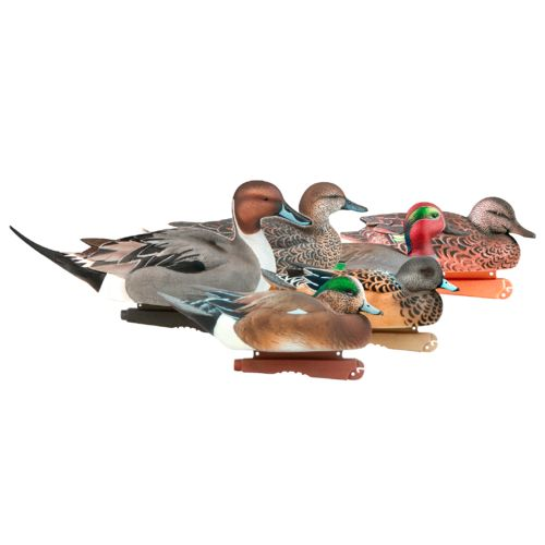 Display product reviews for Greenhead Gear® Pro-Grade Puddler Pack 3-D Drake and Hen Duck Decoys 6-Pack