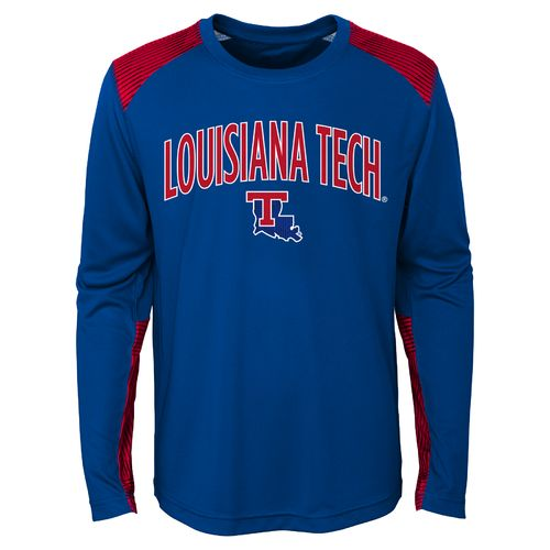 NCAA Boys' Louisiana Tech University Ellipse T-shirt