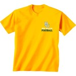 New World Graphics Men's Baylor University Schedule T-shirt - view number 2