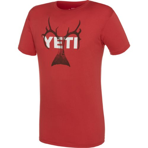 YETI Men's Whitetail Redfish T-shirt
