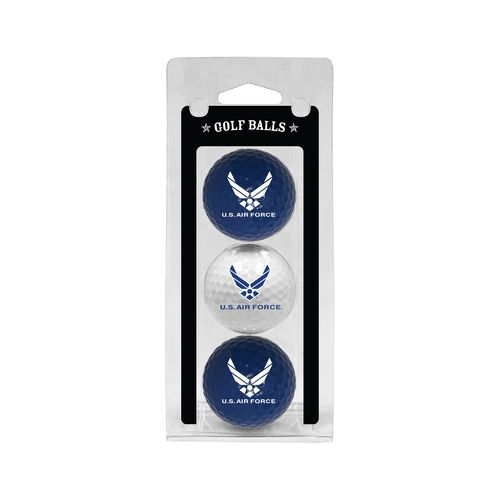 Team Golf Air Force Academy Golf Balls 3-Pack