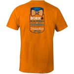 Image One Women's University of Tennessee Mason Jar Comfort Color T-shirt