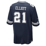 Nike™ Men's Dallas Cowboys Ezekiel Elliott #21 Replica Game Jersey - view number 1