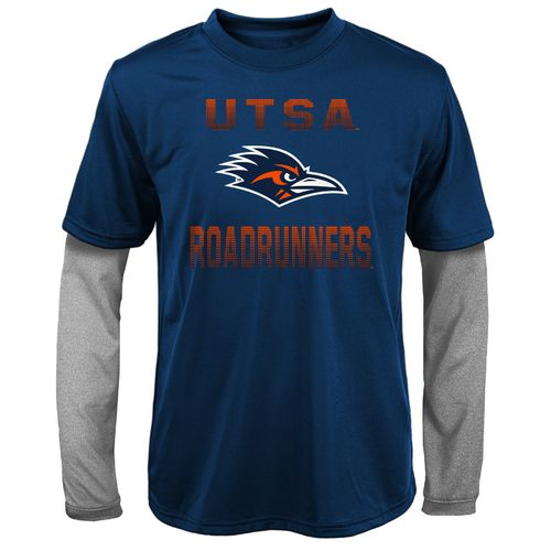 Gen2 Kids' University of Texas at San Antonio Bleachers Double Layer Long Sleeve T-shirt