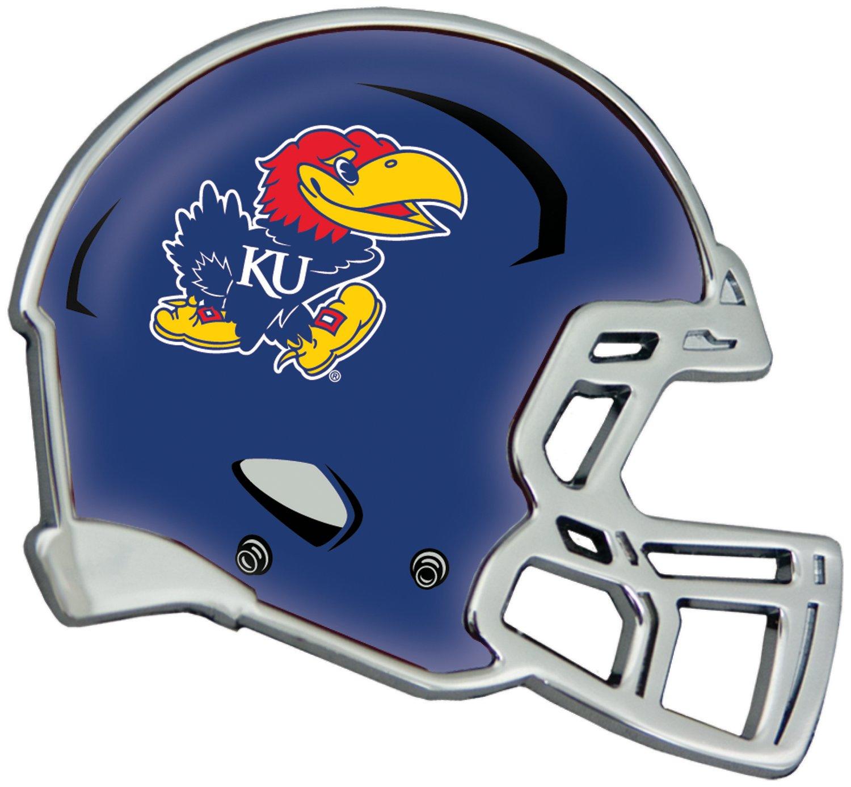 Stockdale University of Kansas Auto Emblem