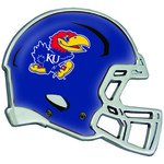 Stockdale University of Kansas Auto Emblem