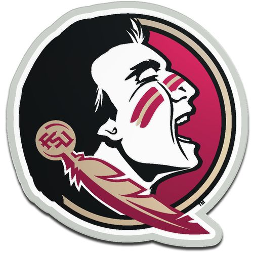 Stockdale Florida State University Laser-Cut Auto Emblem