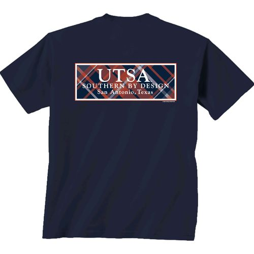 New World Graphics Women's University of Texas at San Antonio Madras T-shirt