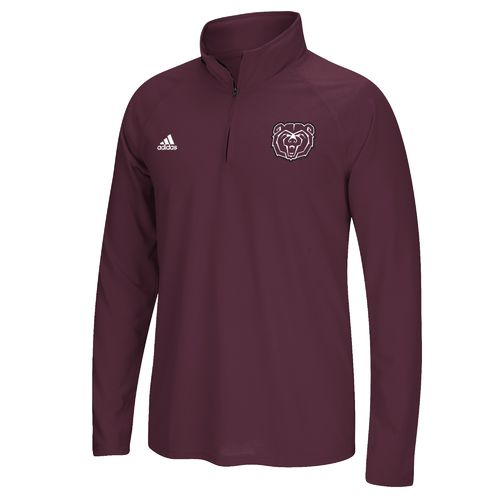 adidas™ Men's Missouri State University climalite® 1/4 Zip Top