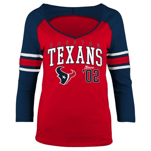 5th & Ocean Clothing Juniors' Houston Texans Established