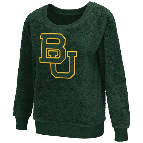 G-III for Her Women's Baylor University Sherpa Guide Pullover