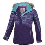 Free Country Girls' Radiance Colorblock Snowboard Jacket - view number 2