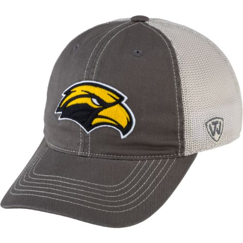 Top of the World Adults' University of Southern Mississippi Putty Cap - view number 1