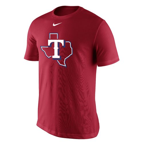 Nike™ Men's Texas Rangers Legend Logo T-shirt
