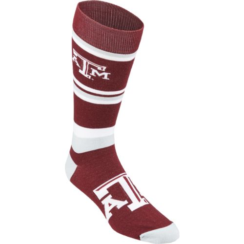 For Bare Feet Men's Texas A&M University Dress Socks - view number 1